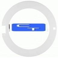 22154 MARCO INTERIOR PUERTA BLANCO ( Envío en: 1 día más transporte )