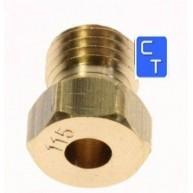 5586 INYECTOR GN 115 M6 X 9mm ( Entrega aprox: 1 - 2 días )