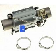 3393 RESISTENCIA TUBULAR 1800W 145X33mm ( Entrega aprox: 3 - 4 días )